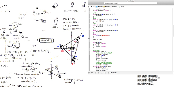 IxD Tangible Interactions Interface physical computing Arduino machine robot processing vector risd pen plotter matthew lim