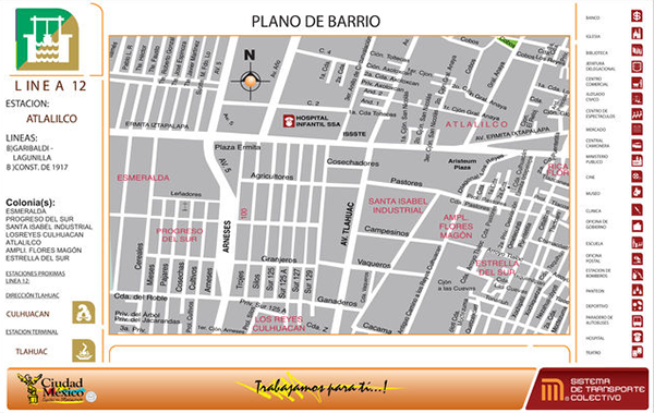 Planos de barrio stc metro l nea dorada on behance for Planos en linea
