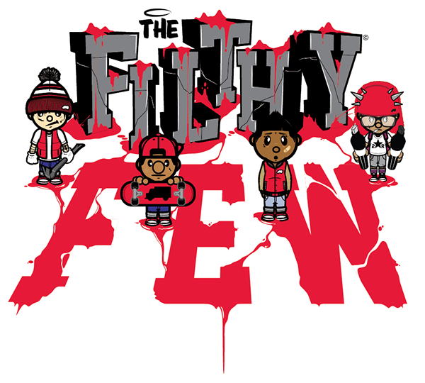 Character Design Jobs New York : Trukfit character s filthy few on behance