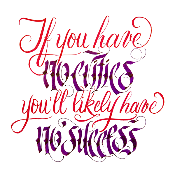 Calligraphy Quotes 60 On Behance Inspiration Quotes Calligraphy