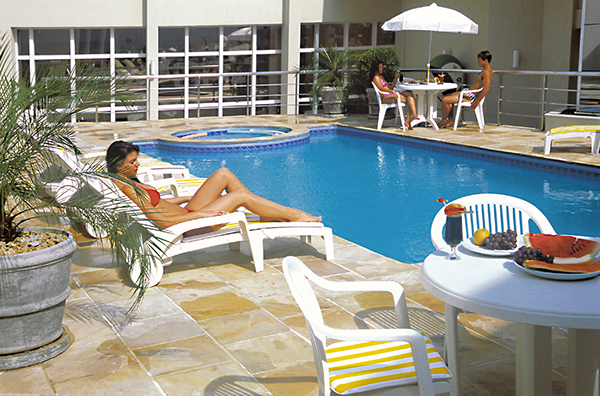 hotel Pousada Hotelaria ambiente restaurante
