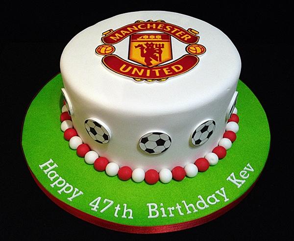 Images For Man United Cake : Football - Manchester United Cake on Behance