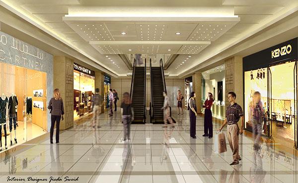 gratis 3d skylt mall