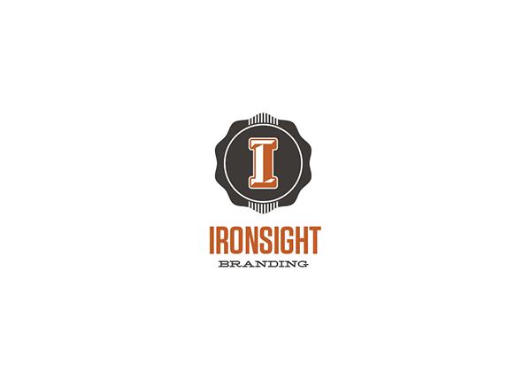 Ironsight Branding - Brand Identity on Behance