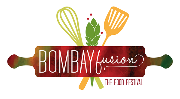 Bombay Fusion Food Festival Logo Design On Behance