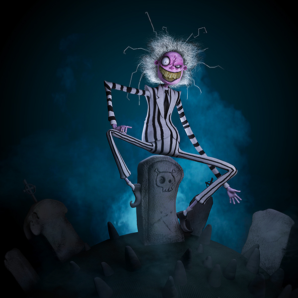 Beetlejuice On Behance
