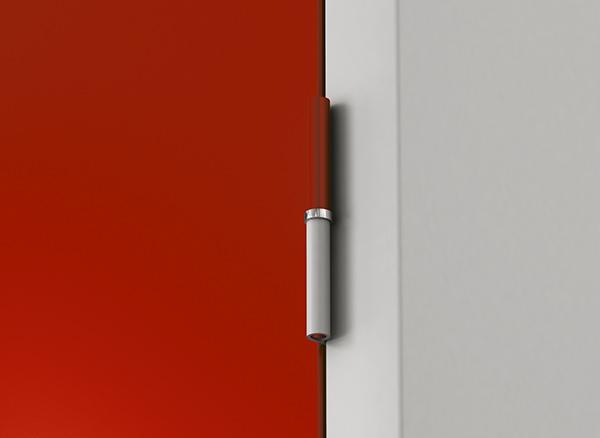 Loja Artesanato Zona Norte ~ Armário de aço 1 porta (fechado e aberto) on Behance