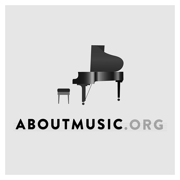 Logotype design for aboutmusic.org