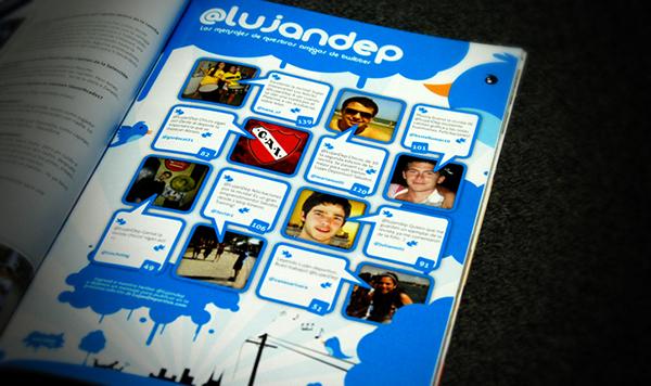Revista Lujan Deportivo Sport Magazine