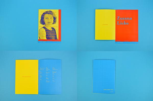 Zuzana Licko on RISD Portfolios
