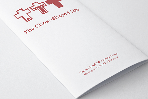 Minneapolis-Saint Paul Church of Christ booklet