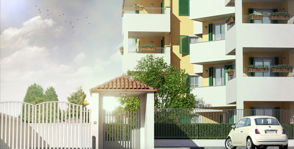 3D building Render exterior Interior real estate real time post photoreal visualization previsualization