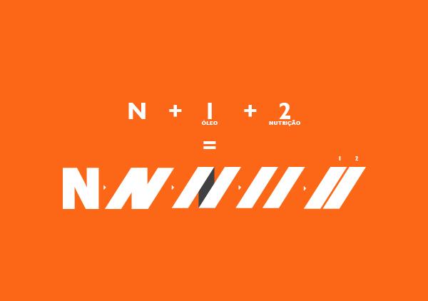 nutriol brand Logotype  logo identity