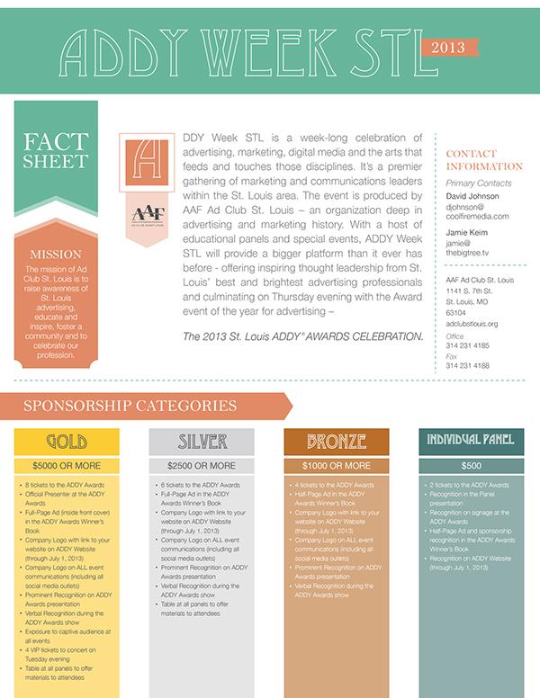 fact sheet sponsorship