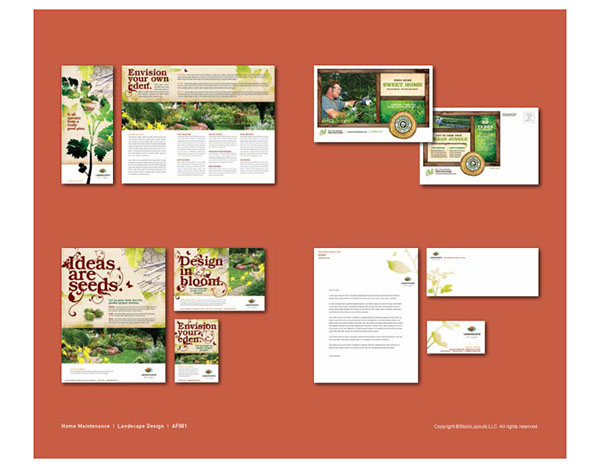 Free Catalog Of Print Design Examples On Behance
