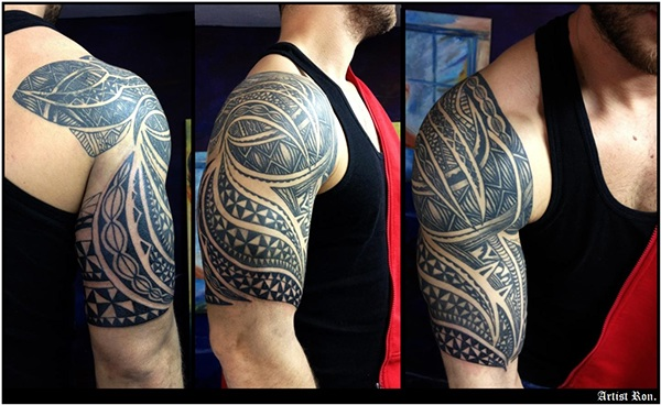 Maori Tattoo Cover Up: TATTOO / Addicted To Ink On Behance