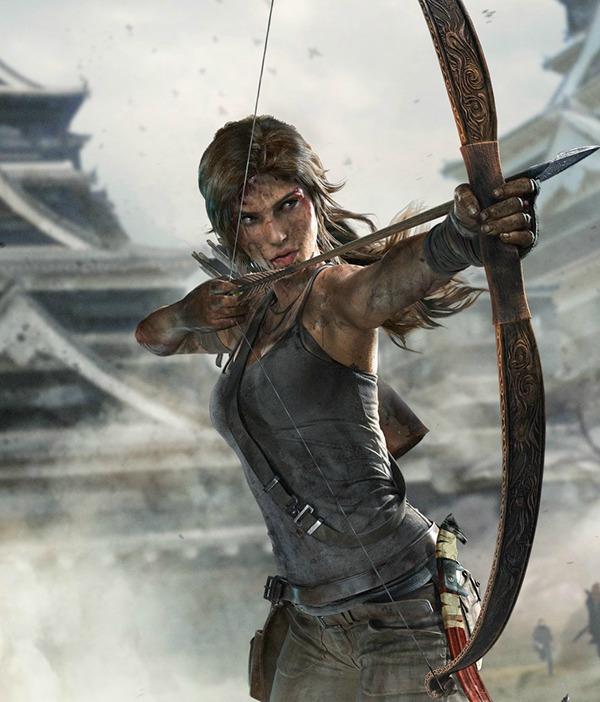 Tomb Rider Wallpaper: Tomb Raider Definitive Edition On Behance
