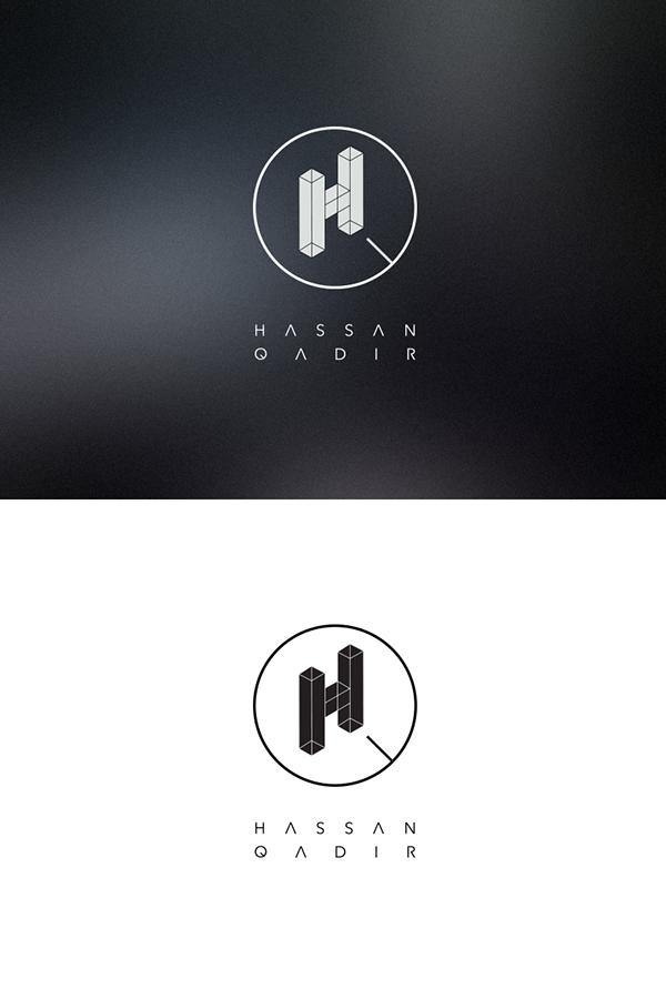 Dj hq hassan qadir logo design on adweek talent gallery for Amazing house music