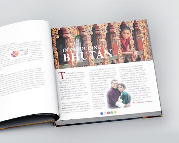 bhutan Travel asia publication design FIDM Fidm digital Pleedesigner taiwan Student work type Layout magazine portfolio