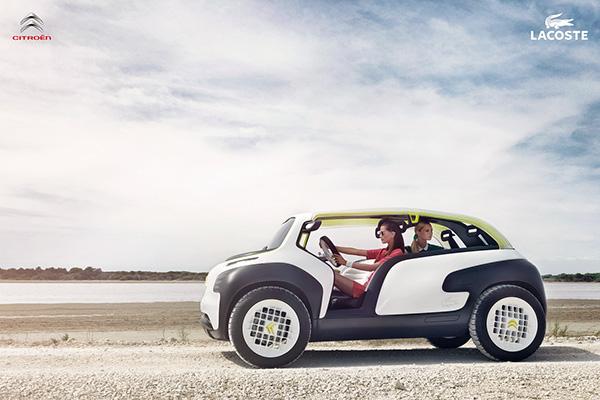 Citron Lacoste Concept Car 2010 On Behance