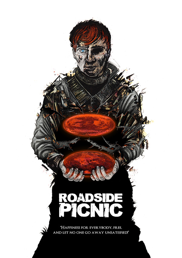 Roadside Picnic | Production Art and Storyboards on Behance