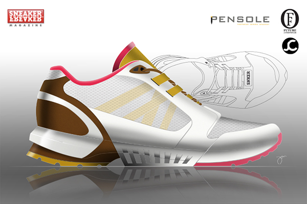 4dc7158773de ... shoe pays tribute to the Sneaker Freaker brand. I name this shoe after  Woody s pet beagle