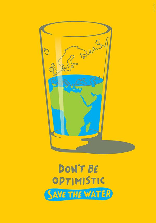 精細的20張環保海報欣賞