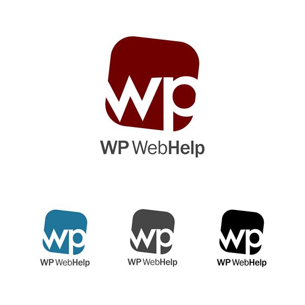 WP Web Help (Logo Concepts)