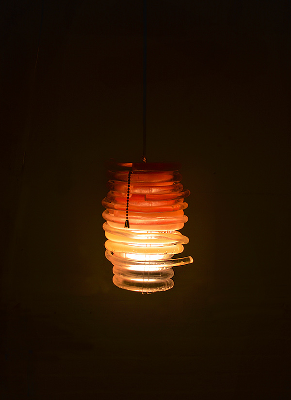 Salt Lamps Melting : Wax Tube Lamp on Behance