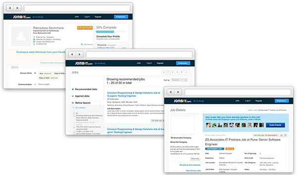 Crafting the UX of a Job Recommendation Engine on Behance
