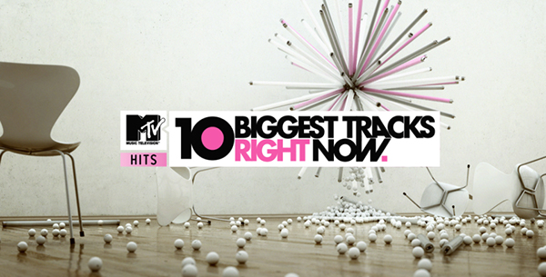 mtv dance top 10 tracks right now