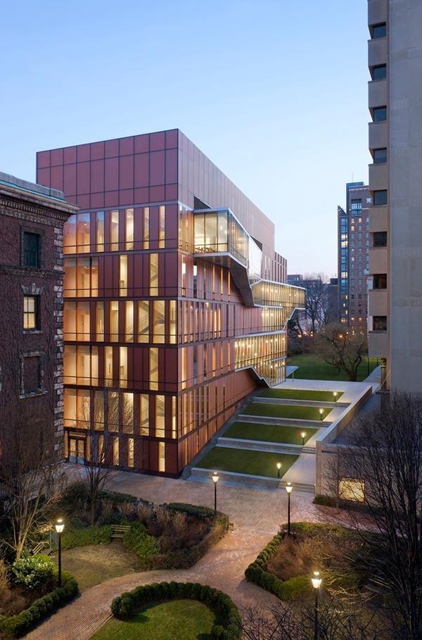 Barnard College Diana Center On The National Design Awards