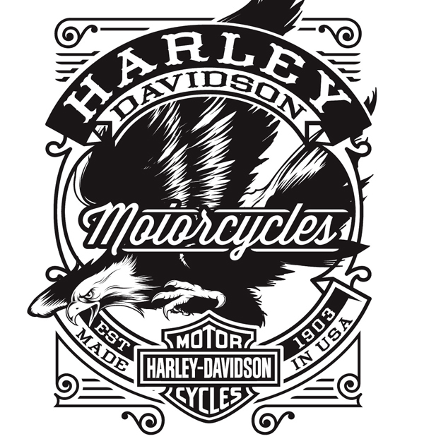 Harley Davidson On Behance