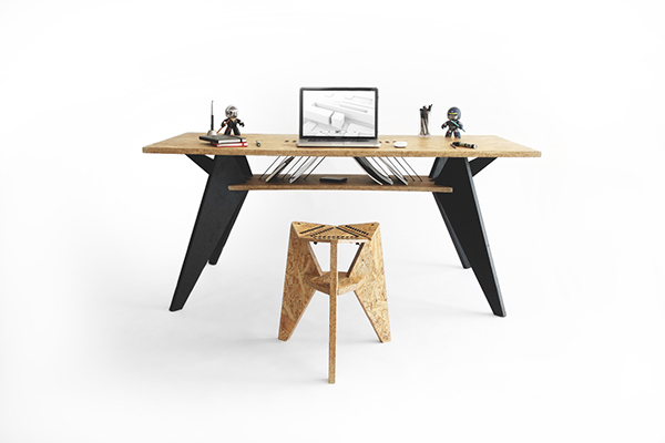 The Viva Desk Is Our Newest Addition To The Viva Collection As We Strive To  Present Our Vision For Modern Latin American Furniture And Design.