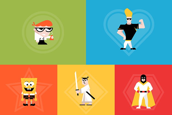 Character Design Vs Animation : Animation and motion graphics on behance