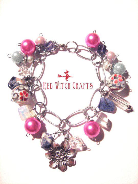 handmade jewelry venera hitova red witch