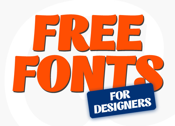Beautiful Free Fonts For Designers On Behance