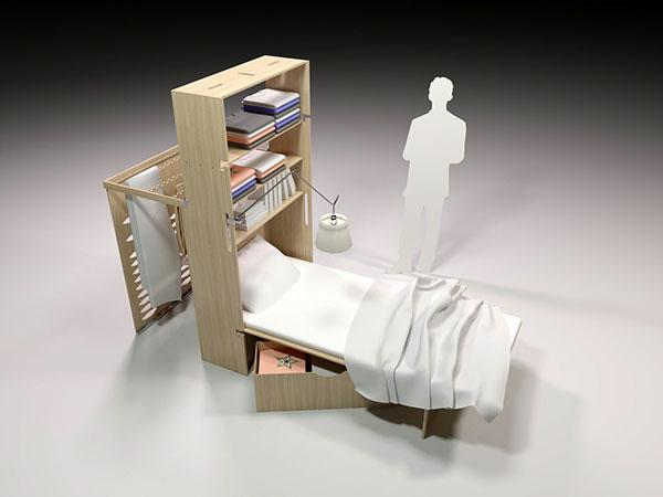 Transformer furniture 2 0 on behance for Cheap furniture app