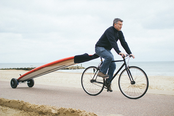 Sup Carrier For Your Bike On Behance