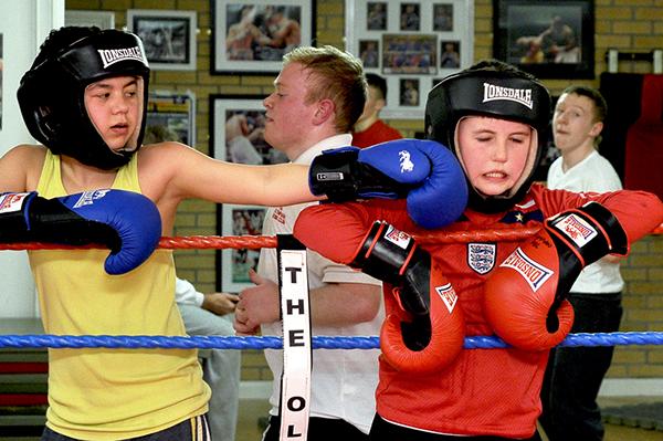 Amateur Boxing Gym 21