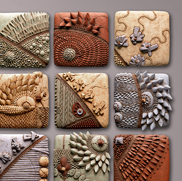 Arts And Crafts Ceramic Tiles