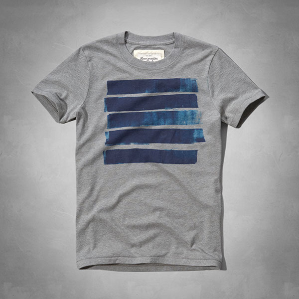 Abercrombie fitch t shirt designs 2014 2015 on pantone for Abercrombie and fitch t shirts online shopping