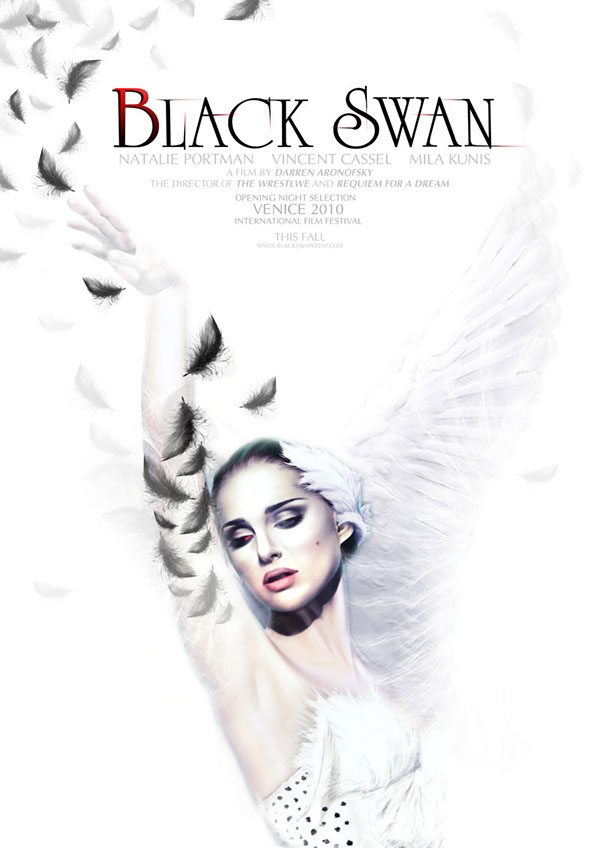 black swan film analysis Swan lake requires a dancer who can play both the white swan with innocence and grace, and the black swan, who represents guile and sensuality nina fits the white swan role perfectly but lily is the personification of the black swan.