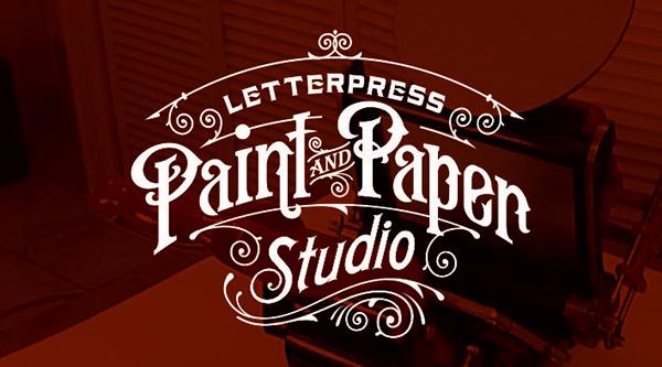 надпись бланки шрифты логотип Victorian style