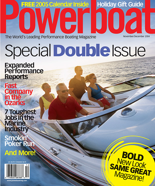 Powerboat magazine subscriptions