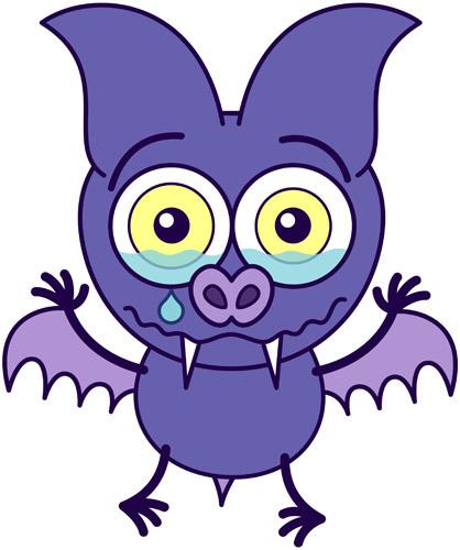 Little bat crying