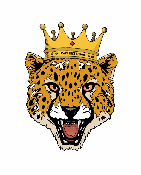 care free living cheetah logo on sva portfolios free living cheetah logo on sva portfolios