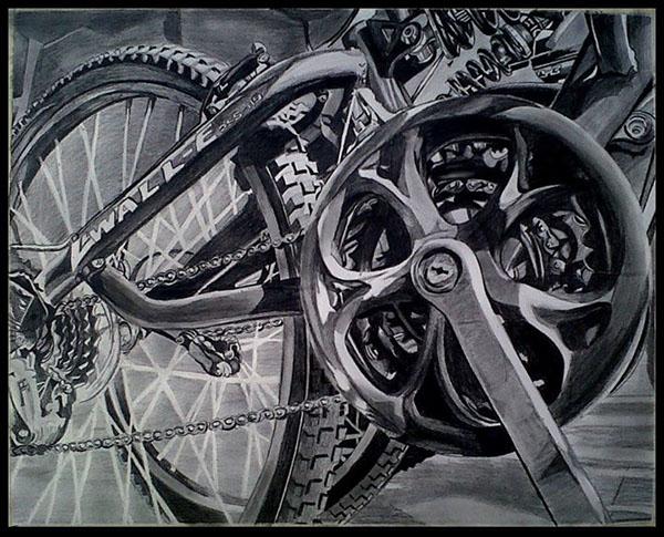 Risd Bike On Risd Portfolios