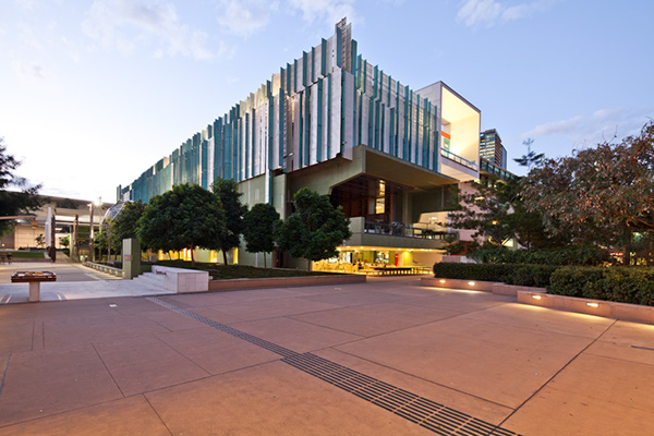 State library of queensland on behance for Queensland terrace state library