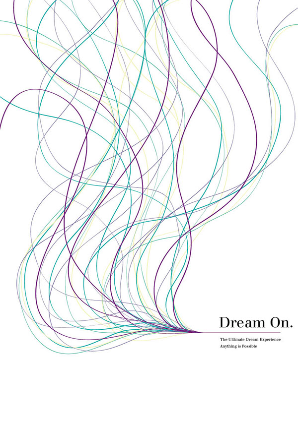 Self Initiated Project // Dream On  on Student Show